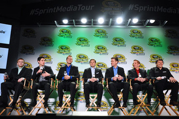 Robbie Reiser NASCAR Sprint Media Tour: Day 3