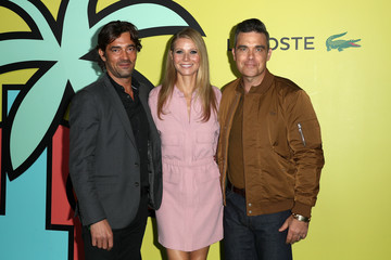 Robbie Williams Celebration of Re-Opening of Lacoste Rodeo Drive Boutique - Arrivals