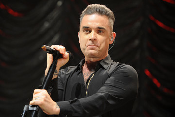 Robbie Williams Key 103 Christmas Live