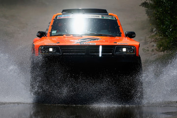 Robby Gordon 2016 Dakar Rally - Day Twelve