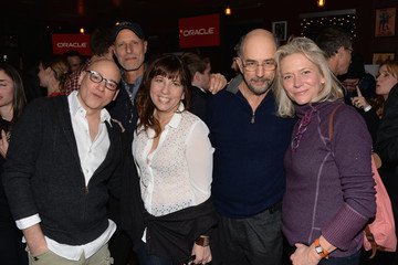 Robert Baruc The Creative Coalition Celebrates The Launch of Big Air Studios Presented by ORACLE at Rock & Reilly's - 2014 Park City