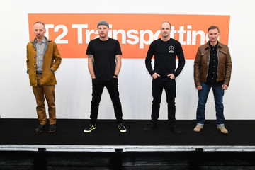 Robert Carlyle 'Trainspotting 2' Photocall