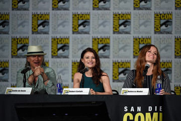 Robert Carlyle The 'Once Upon A Time' Panel at Comic-Con International 2015