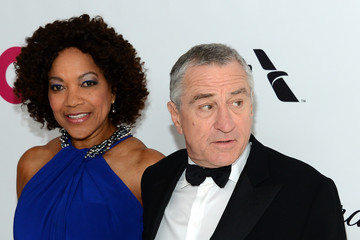 Robert De Niro Elton John AIDS Foundation Oscar Viewing Party — Part 6