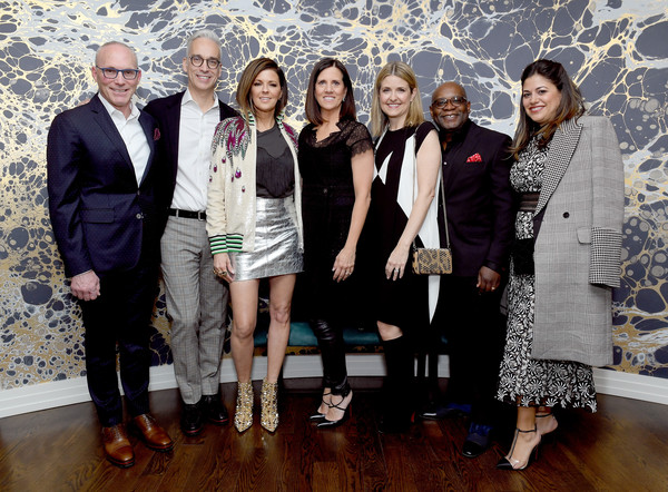 Nordstrom And Karen Fairchild Host An Intimate Evening With Christian Louboutin