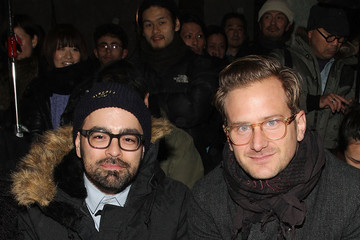 Robert Geller N. Hoolywood - Front Row - Mercedes-Benz Fashion Week Fall 2014