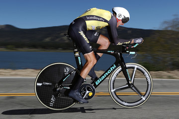 Robert Gesink AMGEN Tour of California - Stage 6 Men's: Big Bear Lake TT