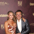 Robert Herjavec FIJI Water At Entertainment Weekly Pre-Emmy Party