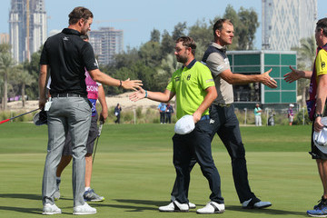 Robert Karlsson Commercial Bank Qatar Masters - Day Two