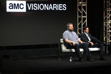 Robert Kirkman AMC and SundanceTV present LIAR, Top of the Lake: China Girl, Cold Blooded: The Clutter Family Murders, and Robert Kirkman's: Secret History of Comics