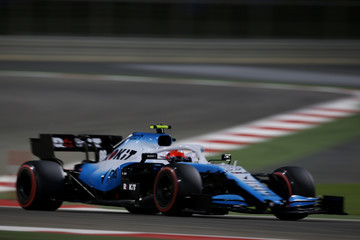 Robert Kubica F1 Grand Prix Of Bahrain - Qualifying