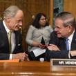 Robert Menendez Senate Finance Committee Holds Nomination Hearing On Andrew Saul To Become Commissioner Of Social Security