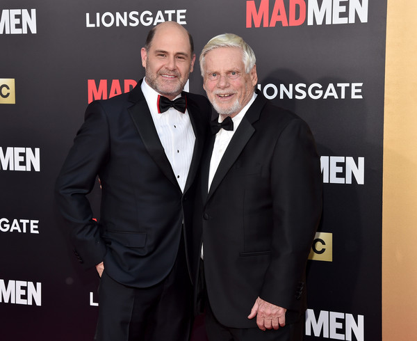 AMC Celebrates 'Mad Men' With The Black & Red Ball - Red Carpet []