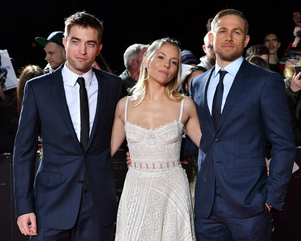 'The Lost City of Z' - UK Premiere - VIP Arrivals