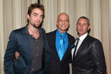 Robert Pattinson Inside the 6th Annual GO GO Gala