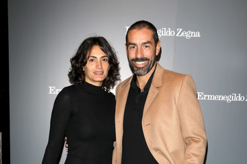 Robert Pires Ermenegildo Zegna New Boutique Opens in London