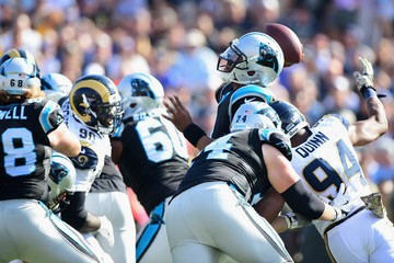 Robert Quinn Carolina Panthers v Los Angeles Rams