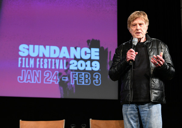 Robert Redford Photos Photos 2019 Sundance Film Festival Day One