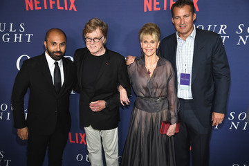 Robert Redford Netflix Hosts the New York Premiere of 'Our Souls at Night' - Arrivals