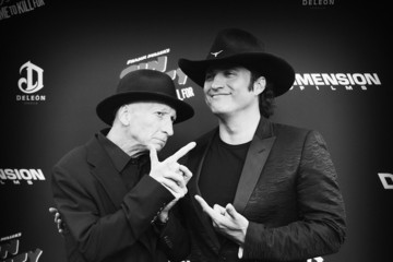 Robert Rodriguez Alternative Views of the 'Sin City: A Dame to Kill For' Premiere