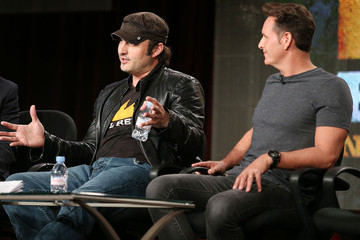 Robert Rodriguez 2014 Winter TCA Tour - Day 4