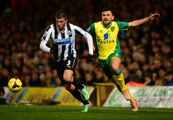 Norwich City v Newcastle United  []