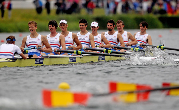 LOCOG Test Events for London 2012 - FISA 2011 World Rowing Junior Championships - Day Two