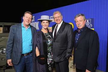 Robert Zemeckis LA Premiere Party For HISTORY's New Drama Project Blue Book""