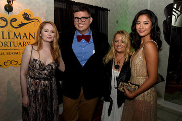 Roberto Aguirre-Sacasa Premiere Of Netflix's 'Chilling Adventures Of Sabrina' - After Party