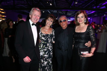 Roberto Cavalli Douglas at the Duftstars Awards