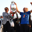 Roberto Mancini European Best Pictures Of The Day - July 12