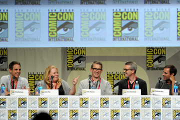 Roberto Orci Entertainment Weekly: The Visionaries - Comic-Con International 2014