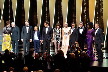 Robin Campillo Pawel Pawlikowski Opening Ceremony - The 72nd Annual Cannes Film Festival