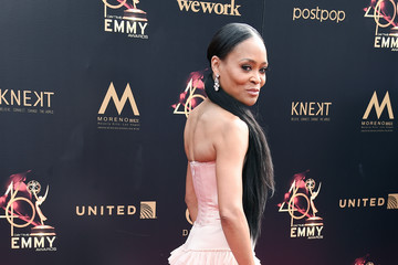 Robin Givens 46th Annual Daytime Emmy Awards - Arrivals
