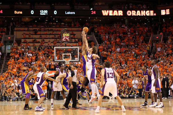 Los Angeles Lakers v Phoenix Suns, Game 6