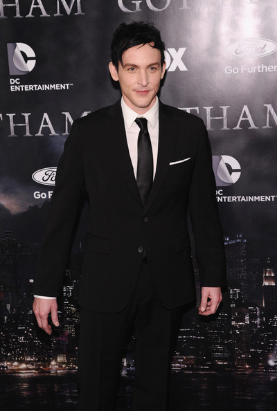 """Cory Michael Smith Actor Cory Michael Smith attends the """"Gotham ..."""