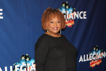Robin Quivers 'Allegiance' Broadway Opening Night - Arrivals & Curtain Call