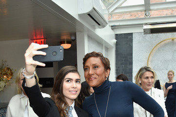 Robin Roberts Glamour and L'Oreal Paris Celebrate 2017 College Women of the Year