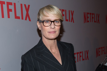 Robin Wright Netflix's 'House Of Cards' Q&A Screening Event - Red Carpet
