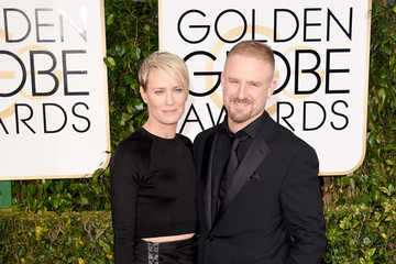 Robin Wright Arrivals at the Golden Globe Awards — Part 2