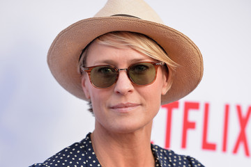 Robin Wright 'Women Ruling TV' Panel in Hollywood