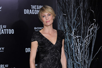 Robin Wright Girl With Dragon Tattoo Robin Wright 20...