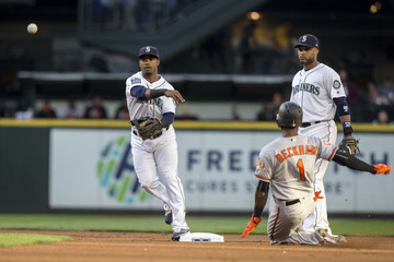 Robinson Cano Baltimore Orioles v Seattle Mariners