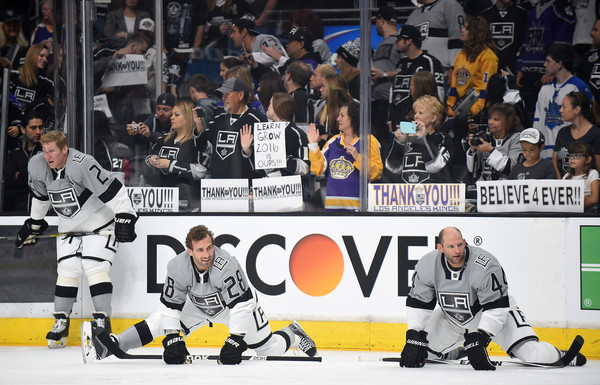 San Jose Sharks v Los Angeles Kings []