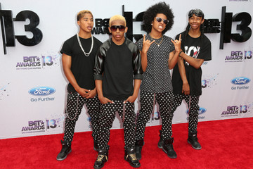 Roc Royal Arrivals at the BET Awards