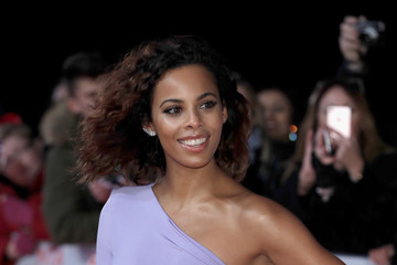 Rochelle Humes National Television Awards - Red Carpet Arrivals