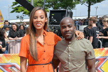 Rochelle Humes 'The X Factor' - London Auditions