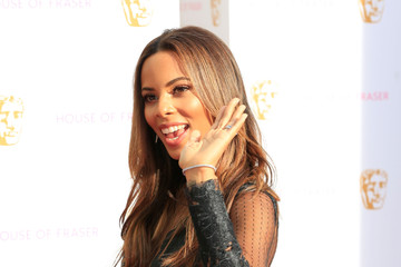 Rochelle Humes House of Fraser British Academy Television Awards - Red Carpet Arrivals