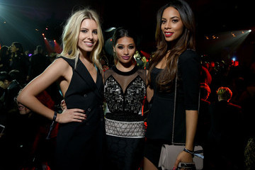 Rochelle Humes Victoria's Secret Fashion Show Afterparty