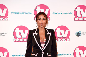 Rochelle Humes The TV Choice Awards 2019 - Red Carpet Arrivals